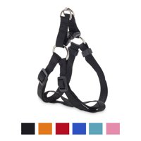 Vibrant Life Solid Nylon Step-In Dog Harness