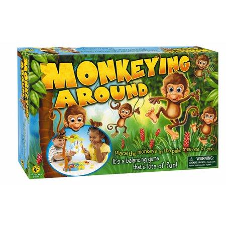 Monkeying Around Game