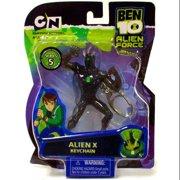 Ben 10 Series 5 Alien X Keychain
