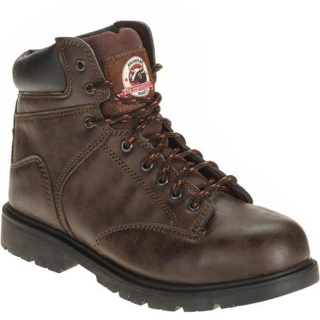 Brahma Men's Raid Steel Toe Work Boot by