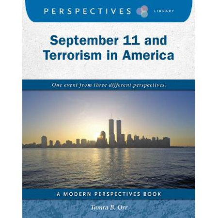 September 11 and Terrorism in America