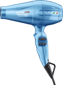 Babyliss Pro Portofino 6600 Hair Dryer, Blue