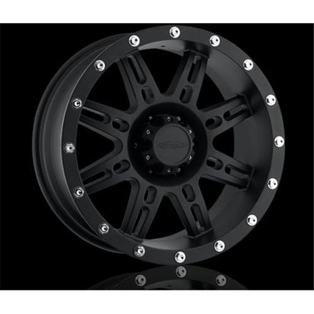Pro Comp Whl 70316883 Xtreme Alloys Series 31 Wheel, Aluminum - Flat Black
