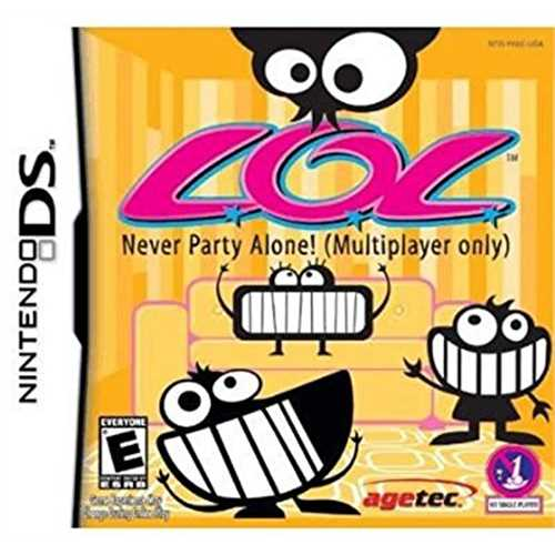 Image of LOL: Never Party Alone NDS