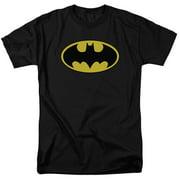 Batman DC Comics Classic Logo Superhero Adult T-Shirt Tee by Trevco