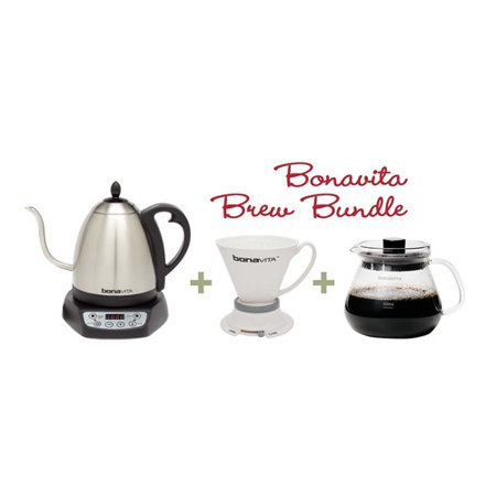 Pour Over Coffee Maker Recommendations : Bonavita Coffee Complete Pour Over Coffee Maker - Walmart.com