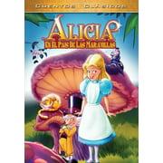 Alicia en El Pais de Las Maravillas (DVD)