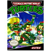 Teenage Mutant Ninja Turtles- Nintendo NES (Refurbished)