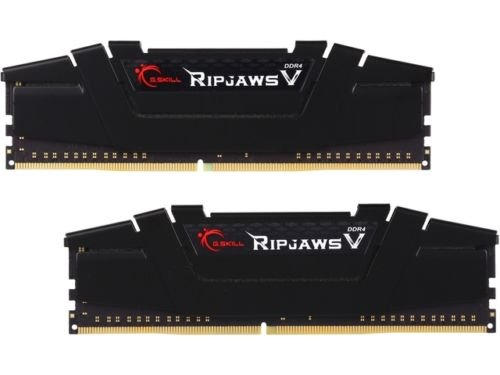 G.SKILL 32GB (2 x 16GB) Ripjaws V Series DDR4 PC4-19200 2400MHz for Intel Z170 Platform / Intel X99 Platform Desktop Mem