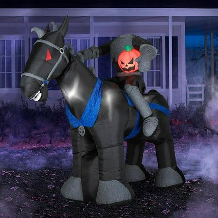Walmart Inflatable Halloween Decorations