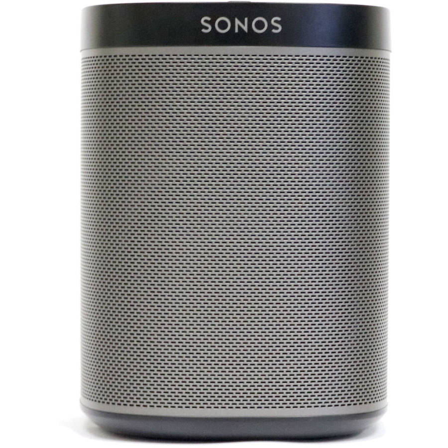 Sonos PLAY:1 Compact Smart Speaker for Streaming Music, Black