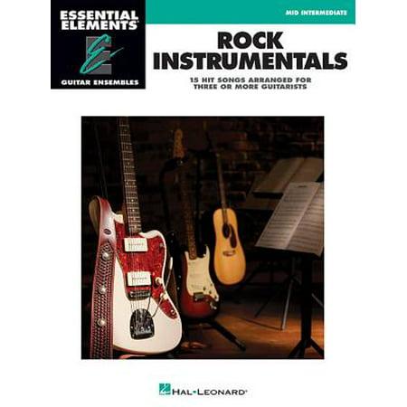 Rock Instrumentals : Essential Elements Guitar - Instrumental Ensemble Songbook