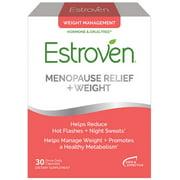 Best Estrogen Pills - Estroven Menopause Relief + Weight Management, Hormone Free Review