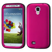 Design Shell +Silicone Cover VERGE Hybrid Case for Samsung Galaxy S4