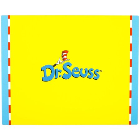 Dr. Seuss Activity Placemats, 4-Pack