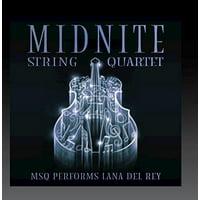 Midnight String Quartet Performs Lana Del Rey (CD)