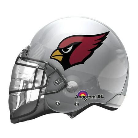 Arizona Cardinals Helmet Championship Party Supply 24