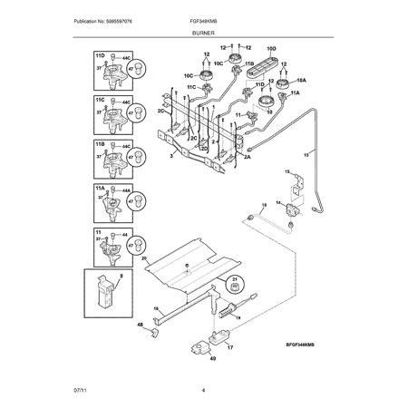 - Frigidaire 5304508269 Spark Module Kit