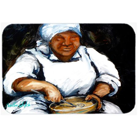 Carolines Treasures MW1087JCMT 24 x 36 in. Hot Water Cornbread Kitchen Or Bath Mat - image 1 de 1