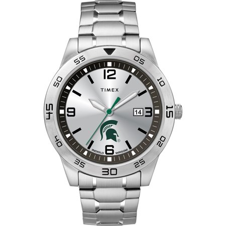 Timex - NCAA Tribute Collection Citation Men's Watch, Michigan State Spartans ()