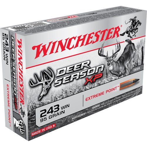 Winchester 243 Win 95-Grain Deer Season Xp
