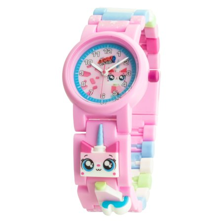 Clic Time - LEGO Movie 2 Minifigure Link Watch, UniKitty - Watch Halloween 2