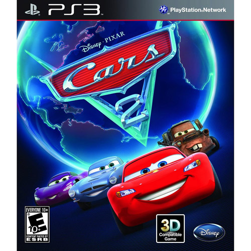 Cars 2 (PS3) - Pre-Owned
