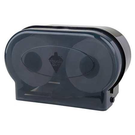 Tough Guy 22LC64 Smoke Toilet Paper Dispenser
