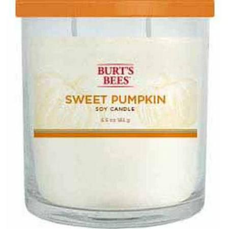 Burt's Bees 6.5 Oz Candle, Pumpkin Pie