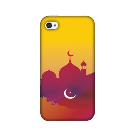 iPhone 4S Case, iPhone 4 Case - Places Of Worship 1,Hard Plastic Back Cover, Slim Profile Cute Printed Designer Snap on Case with Screen Cleaning (Best Place To Sell Iphone 4s)