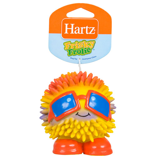 Hartz Frisky Frolic Assorted Dog Toy (Toy may vary) by Generic