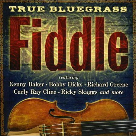 (True Bluegrass Fiddle)