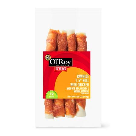 Ol' Roy Rawhide 2.5