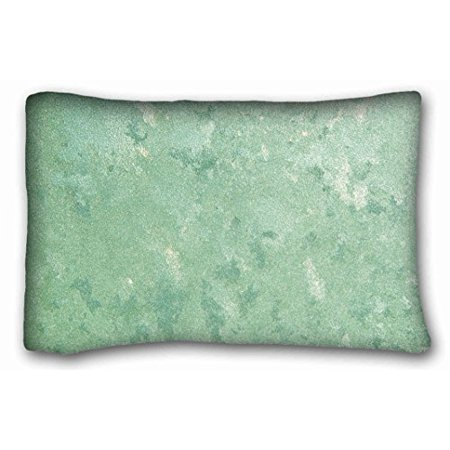Bk Trans Green (WinHome Chevron Gradient Wave Tribal Striped Geometric Pillowcase Throw Cushion Pillow Case Cover Anchor Light Blue Coral Teal Pink Mint Green Turquoise Aqua Grey Beige For Home Sofa Size 20x30 Inches)