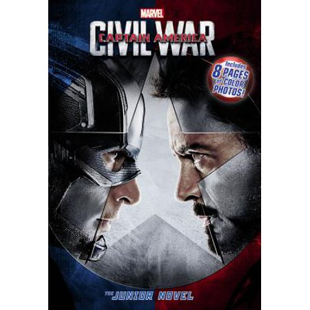Marvel's Captain America: Civil War: The Junior