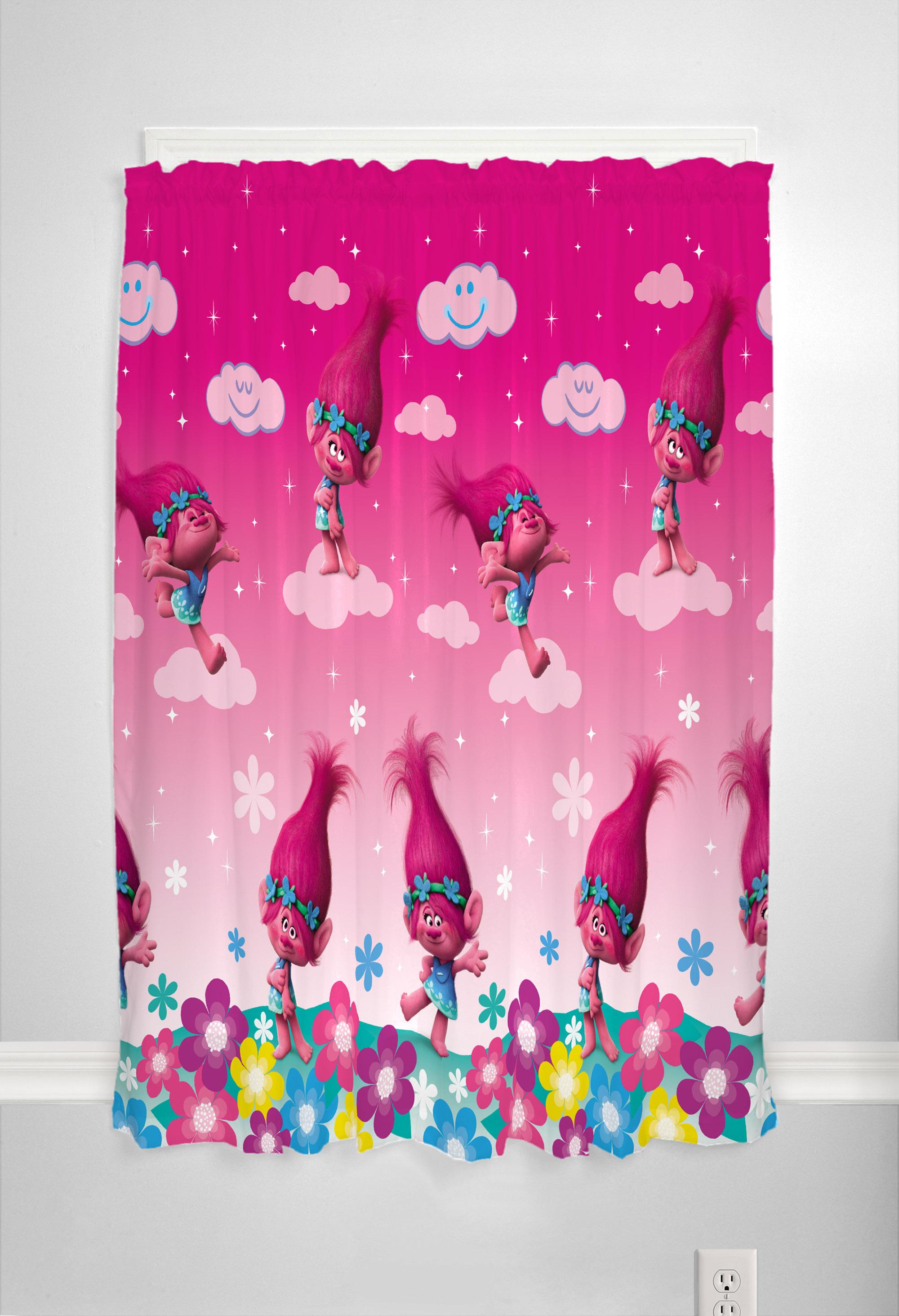 Disney Trolls Curtains Trolls Nursery 101 Dalmatians Jungle Book Shopkins Disney Girl Boy Curtains Valance Disney Valance Curtain Panels