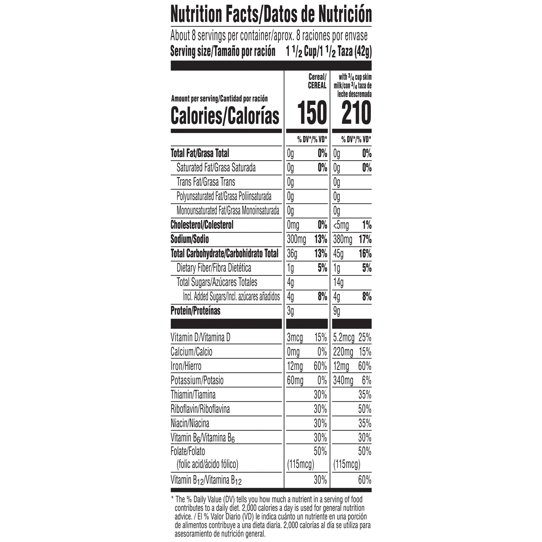 Kellogg S Corn Flakes Breakfast Cereal Original 12 Oz Walmart Com Walmart Com