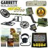 Garrett GTI 2500 Pro Package with TreasureHound EagleEye Coil