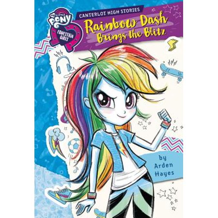 About Rainbow Dash (My Little Pony: Equestria Girls: Canterlot High Stories: Rainbow Dash Brings the)