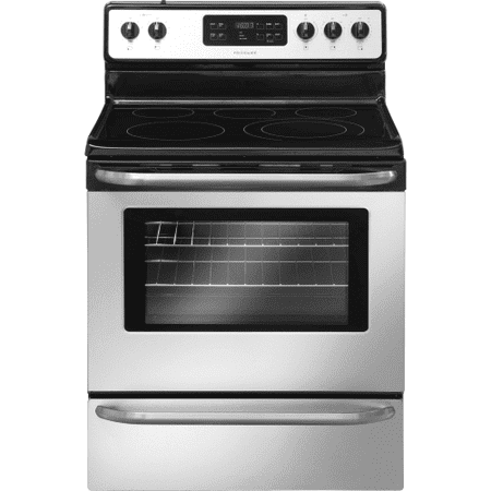 Frigidaire Ffef3050l 30   Freestanding Electric Range With Ready Select Controls