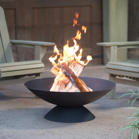 Coral Coast Basin 30 in. Cast Iron Fire Pit ()