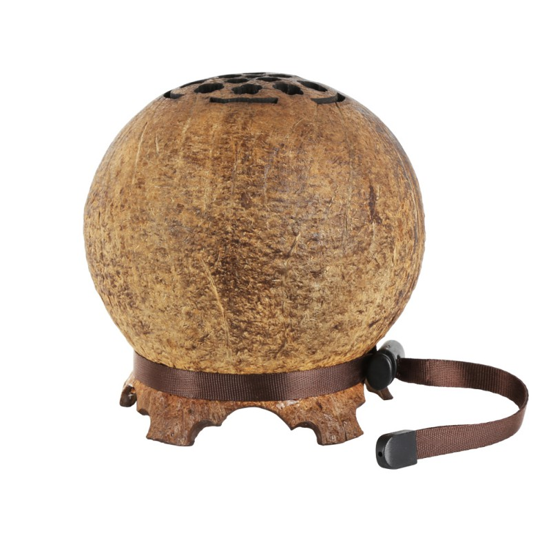 Portable Coconut Shell Design Mini Wireless Bluetooth Speaker With Mic Bass Stereo Handfree Speaker For Mobile Phone Car