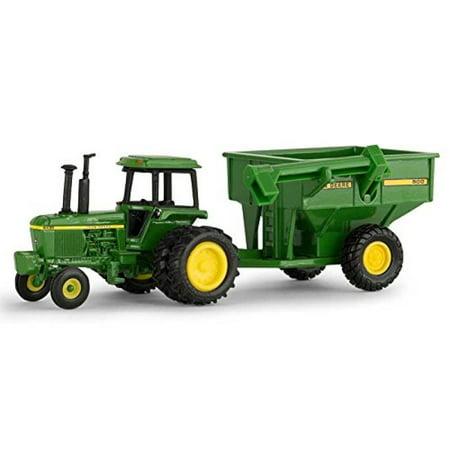 1/64 John Deere 4430 w/Grain Cart Ertl #45534 - -