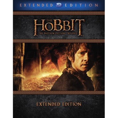 The Hobbit: The Motion Picture Trilogy (Blu-ray) (Best Stop Motion Videos)