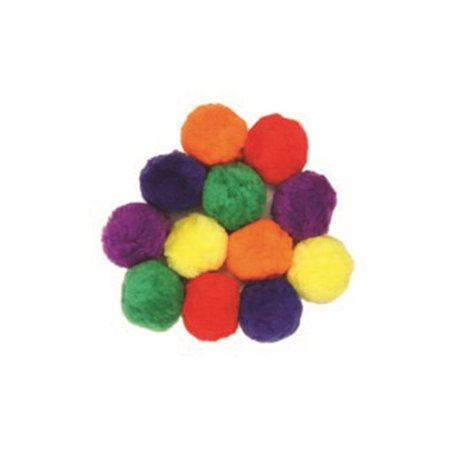 Colossal Fluff Balls 70 Mm Multi Color - image 1 of 1