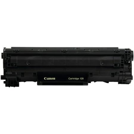 Canon 3500B001 (128) Toner, Black