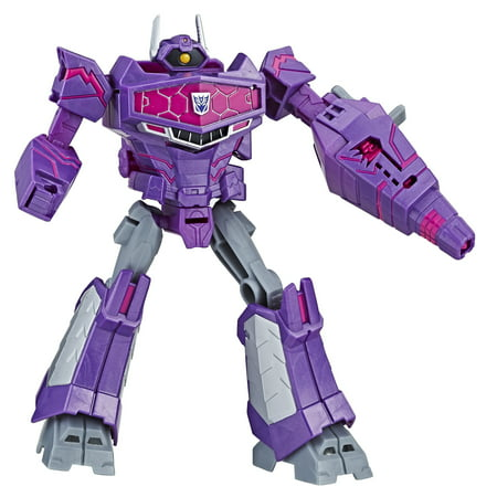 the latest 36ed8 e963b Transformers Cyberverse Ultra Class Decepticon Shockwave - Walmart.com