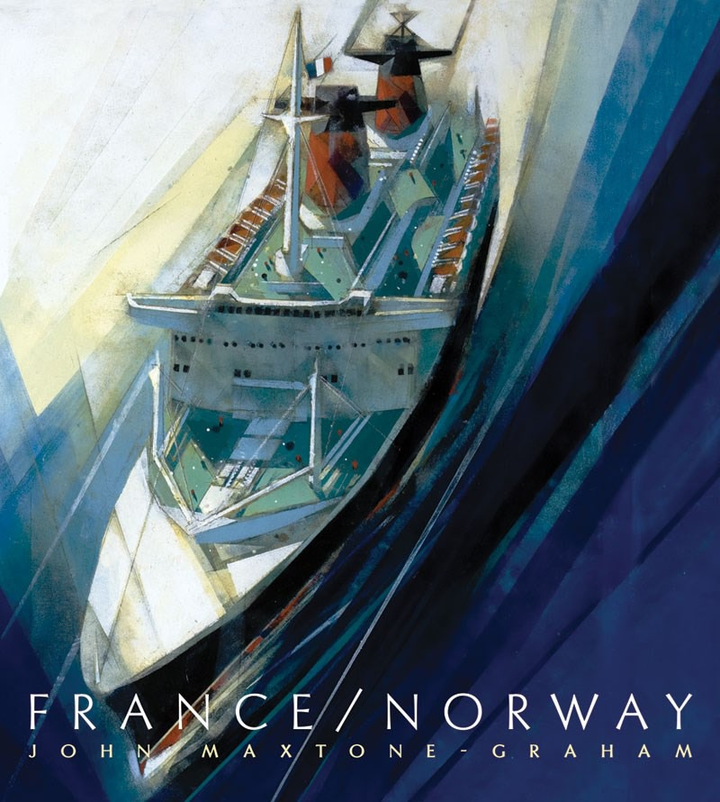 France/Norway : France's Last Liner/Norway's First Mega Cruise Ship