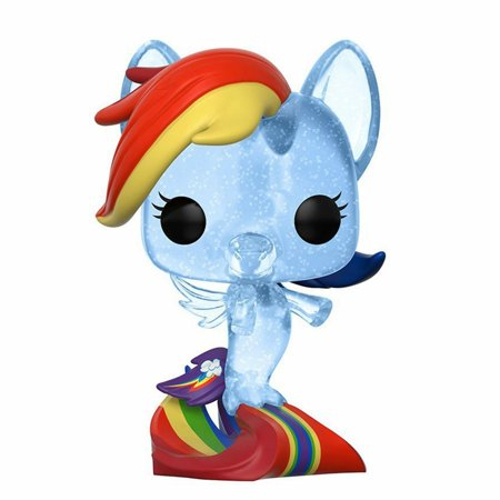My Little Pony: The Movie Rainbow Dash Sea Pony Chase Variant Pop! Vinyl Figure - image 1 of 1