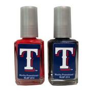 Sngle Nail Polish MLB Texas Rangers